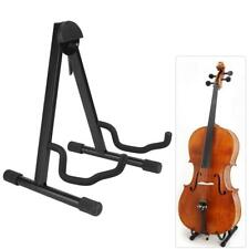 More details for adjustable folding cello stand for 1/8-4/4 cellos new
