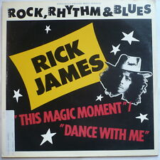 """Rick James-This Magic Moment/Dance With Me-us-12""""-maxi"""