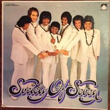 SOCIETY OF SEVEN Simply Ourselves LP, RARE 1972 Hawaii Funk Breaks Samples