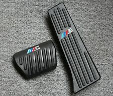 BLACK No drill Fuel Brake Pedal Cover For BMW X1 E84 X3 F25 X4 F26 X5 E70 X6
