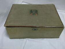 alte Truhe Kiste Aufbewahrung um 1900 Antik