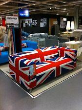 Ikea Klippan, Limited Edition Union Jack Sofa Cover 'DEGERBYN', Brand New