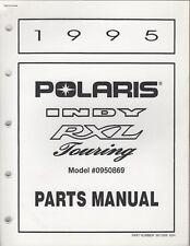 1995 POLARIS SNOWMOBILE INDY,RXL,TOURING PARTS MANUAL 9912898 (176)