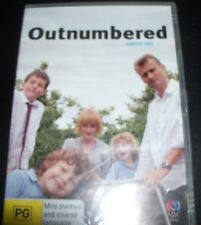 Outnumbered Series One 1 (Australian Region 4) DVD - New
