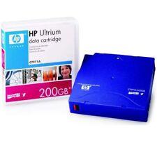 HP Ultrium LTO 1 200GB Data Cartridge C7971A
