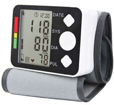 Intelligent LCD Screen Auto power-off Pressurization Blood Presure Monitor
