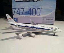 Dragon Wings 56248 1 400 scale Thai Airways 50 Boeing 747-400 HS-TGP model plane