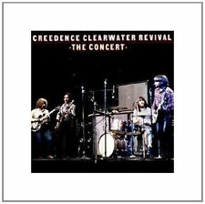 Creedence Clearwater Revival - The Concert NEW CD ALBUM