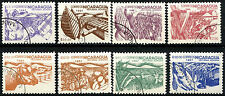 Nicaragua 1987 SG#2854-61 Agrarian Reform Cto Used Set #C105