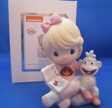 Precious Moments~DORA~Everything's Better With A Friend~Nickelodeon~141031