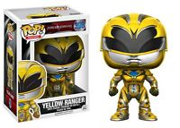 """""""Yellow Ranger Vinyl Figur 398"""" Funko POP! Power Ranger"""