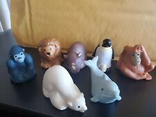 Fisher Price Little People Farm Animals Preschool & Pretend Play Toys Lot of 7