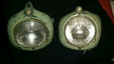 1937 Arrow fire truck/truck headlights rat- rod, restoration project. Rare ,coo