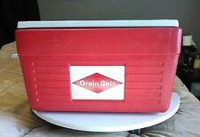 Vintage, rare grain belt beer cooler, ice chest, breweriana