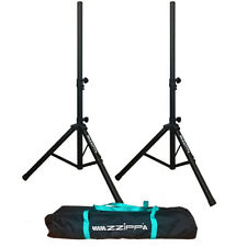 Zzipp Set Pair Stand Compact Adjustable steel with Bag Transport Service