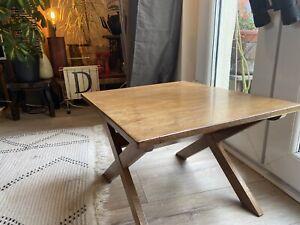 Vintage Side table Mid century/MCM/60s/70s wood side/coffee table