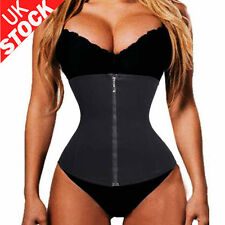 Waist Trainer Cincher Hot Shaper Long Torso Corset Fat Burner For Weight Loss