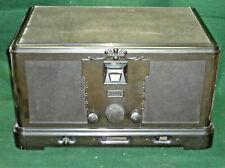 More details for ekco 313 bakelite valve vintage radio 1930 - local pickup only
