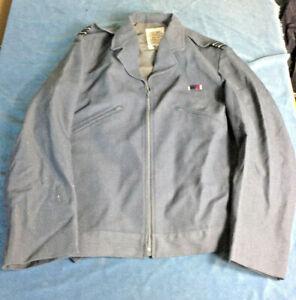 Original British RAF 1972 Pattern Working Jacket with medal ribbon & rank #29