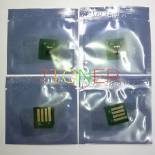 4 Toner Chip For Xerox WorkCentre 7525 7530 7535 7545 7556 006R01513 ~ 006R01516
