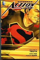 HC Superman Action Comics Volume 8 Eight 2016 nm/mint 9.8 1st Hardcover New 52