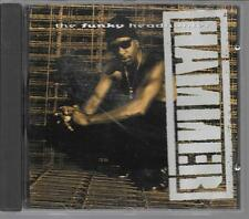 CD ALBUM 18 TITRES--HAMMER--THE FUNKY HEADHUNTER--1994