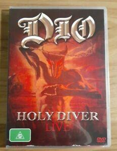 Dio - Holy Diver Live (DVD, 2006)