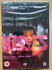 Besos 2008 Irlandés/Dublin Runaway Infantil/Niños Drama Gb DVD Nuevo en Caja