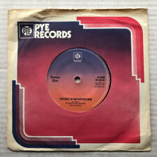"""STATUS QUO IN MY CHAIR (PORT) 7"""" 1979 issue with gerdundula - light signs of use"""