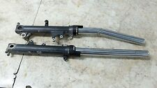 99 Honda CBR 1100 CBR1100 XX Blackbird front forks fork tubes shocks right left