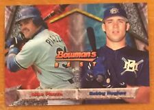 MIKE PIAZZA / BOBBY HUGHES, {'94} BOWMAN'S BEST CARD IN EXCELLENT CONDITION !