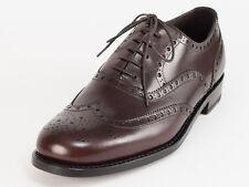 New  Harris  Dark Brown Handmade Shoes UK 7 US 8