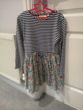 Mini Boden 7-8 years liberty print dress