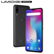 UMIDIGI Power 4GB+64GB Android 9.0 Pie 5150mAh Global Smartphone 18W NFC schwarz