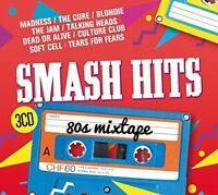 Smash Hits 80s Mixtape [CD]