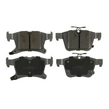 Disc Brake Pad Set-ThermoQuiet Disc Brake Pad Rear fits 2017 Chrysler Pacifica