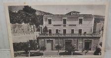 CARTOLINA SAN CIPRIANO PICENTINO DOPOLAVORO E GIL SALERNO VIAGGIATA 1940 DI E
