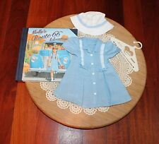 American Girl Doll Molly's RETIRED & VERY RARE Route 66 Outfit, NEW & UNUSED!
