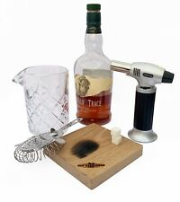 New Craft Cocktail Smoking Kit | The Old Fashioned Guru | Whiskey | Bourbon
