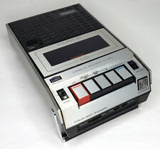 Superscope C-103A Portable Cassette Recorder, 1974 - For Parts or Repair