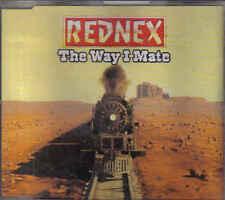 Rednex-The Way I Mate cd maxi single