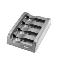 Zebra 4 Slot Battery ONLY Charger FOR (SAC4000-4000CR) SAC4000-411CES WT4000