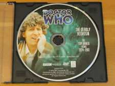 Doctor Who The Deadly Assassin Story No. 88 Dvd 2010 Tom Baker R1 *Disc Only*
