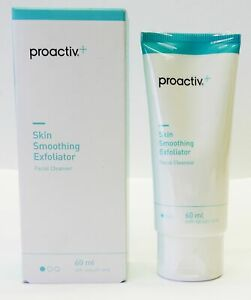 2 Pack! Proactiv+ Skin Smoothing Exfoliator 2 oz SEALED! New in Box! Exp 2021