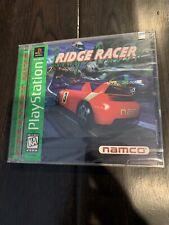 Ridge Racer (Sony PlayStation 1, 1995) Factory Sealed