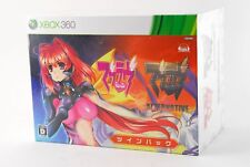 Xbox360 (Japan Ver.) Muv-Luv Alternative Twin Pack figma Brand-new from Japan