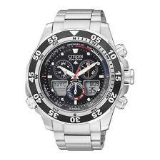 Citizen Quarz - (Batterie) Armbanduhren aus Edelstahl für Herren