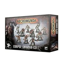 ON STOCK! Necromunda: Corpse Grinder Cult Gang