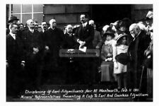 pt2020 - Christening of Earl Fitzwilliam's Heir at Wentworth - photograph 6x4