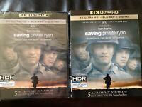 SAVING PRIVATE RYAN (4K UHD + Bluray) No digital.